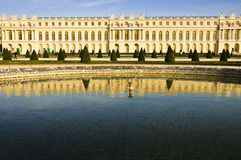 Versailles kasztel w Francja Fotografia Royalty Free