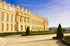 Versailles kasztel w Francja Zdjęcie Stock