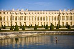 Versailles kasztel w Francja Obraz Royalty Free