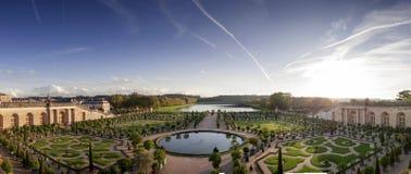 Versailles ogródy Zdjęcia Royalty Free