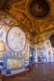 Versailles pałac Hall Zdjęcie Stock