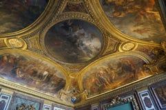 Versailles pałac Podsufitowa grafika Zdjęcia Royalty Free