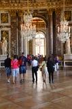Versailles pałac w ile de france Obraz Stock