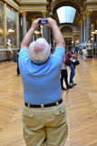 Versailles pałac w ile de france Obrazy Stock