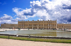 Versailles palace Stock Photos