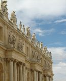 Versailles Palace. Details of the Versailles Palace sculptures Royalty Free Stock Image