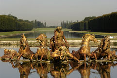 Versailles palace Royalty Free Stock Photography