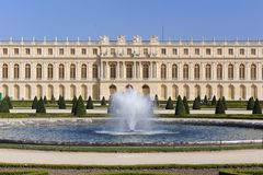 Versailles Palace Royalty Free Stock Image