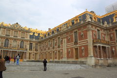 Versailles Palace Royalty Free Stock Photo