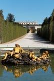 Versailles palace Stock Photo