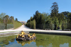 Versailles palace Royalty Free Stock Photo