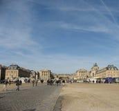 Versailles Palace Entrances Stock Photography