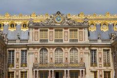 Versailles Palace, exterior view detail, France. Stock Image