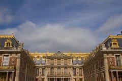 Versailles Palace, exterior view detail, France. Royalty Free Stock Photos