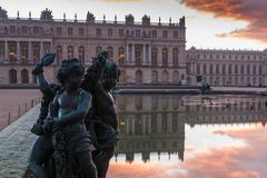 Versailles Palace, France Stock Photos