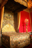 Versailles Palace, France. Bedroom of Queen Marie Antoinette, Versailles, France Royalty Free Stock Photography