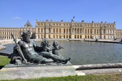 Versailles Palace, France Stock Photography