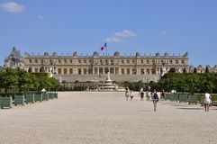 Versailles Palace, France Royalty Free Stock Photos