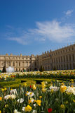 Versailles Palace gardens Stock Photos