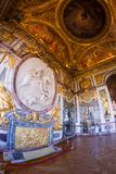 Versailles Palace Hall. Hall interior. The Versailles Palace Museum, France Stock Photo