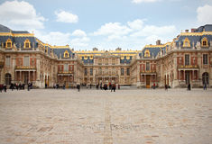 Versailles palace paris Royalty Free Stock Image