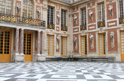 Versailles Palace Paris Royalty Free Stock Photography
