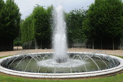 Versailles palace park Royalty Free Stock Images