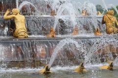 Versailles palace park Stock Photo