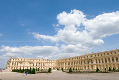 Versailles Palace view Stock Photography
