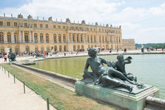 Versailles palace Royalty Free Stock Image