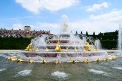 Versailles palace Stock Photography