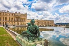 Versailles-Palast Berühmtes königliches Schloss in Frankreich Stockbilder