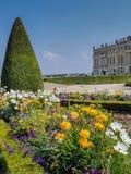 Versailles-Palast Berühmtes königliches Schloss in Frankreich Stockfotografie