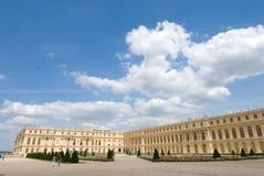Versailles-Palastansicht Stockfotografie