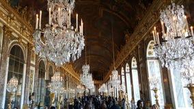 Versailles Parijs Royalty-vrije Stock Foto's