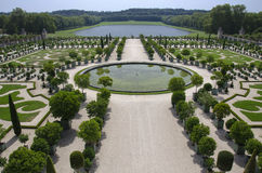 Versailles in Paris, France Stock Image