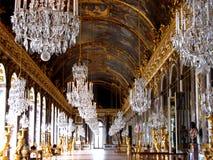 Versailles-Parkpalast lizenzfreie stockbilder