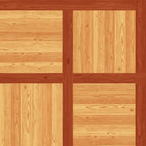 Versailles Parquet Seamless Floor Pattern Stock Photos