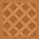 Versailles Parquet Wood Flooring Type Stock Image