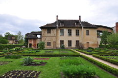 Versailles, Petit Trianon Royalty Free Stock Photo