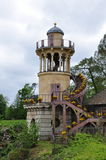 Versailles, Petit Trianon, Le Tour de Pecherie Stock Photography