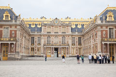 Versailles place in Paris Stock Photos