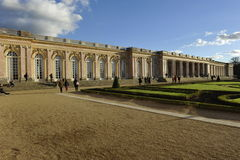 Versailles, Pleasure Palace Trianon Royalty Free Stock Image