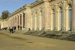 Versailles, Pleasure Palace Trianon Stock Photo