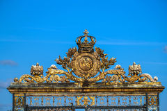 Versailles Portal Royalty Free Stock Photo