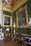 Versailles slottmålningar Fotografering för Bildbyråer