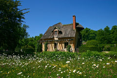 Versailles - Small House Stock Image