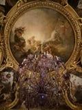 Versailles tak Arkivfoto