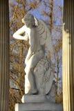 Versailles tempel av förälskelse Arkivbilder