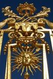 Versalles - castillo francés 7 Fotografía de archivo libre de regalías